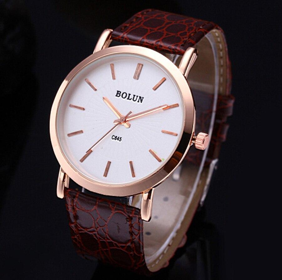 часы женские 2019 Leisure Sports Quartz Clock Watch Leather Strap Retro Girl Watch Ladies Watch Stainless Steel Watch