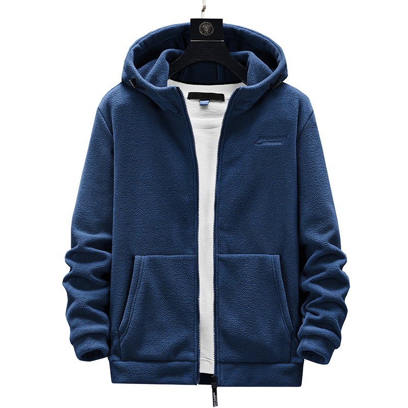 Softshell Sports Coat Men Thermal Outdoors Windbreaker 8XL Loose Fleece Windproof Gym Jogging Bowling Hoodie Autumn Golf Jackets
