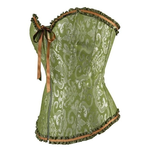 Купить женский костюм для косплея сексуальный готический корсет большого картинки цена