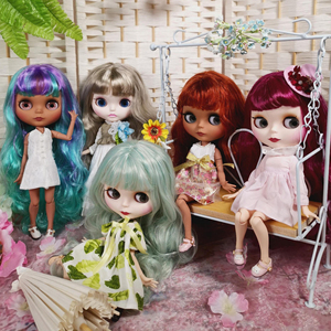 ICY factory matte Blyth doll nude joint body RBL 1/6 ball joint Dolls fashion BJD toys gift special price