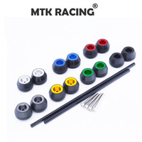 MTKRACING CNC Modified Motorcycle Accessoris For BENEILLI BJ600GS A (cruise version) front & rear drop ball / shock absorber