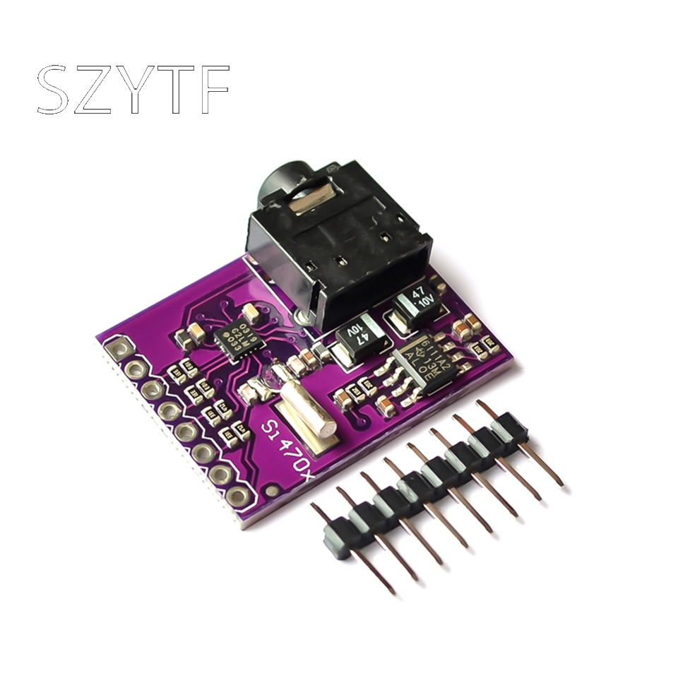 CJMCU-470 Si4703 FM Tuner Evaluation Board For AVR ARM PIC For Arduino