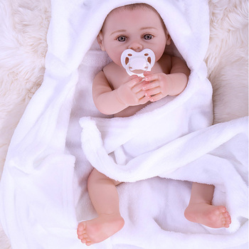 42cm Reborn Baby Doll Hot Sale Toy  Realistic Lifelike Stuffed Newborn Babies DOLLs Adorable Handmade Bonecas toys for kids gift