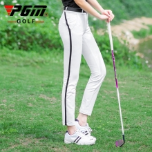 Thin-Pants Apparel Golf-Clothes Women Trousers PGM Summer New Quality-Wear Quick-Drying