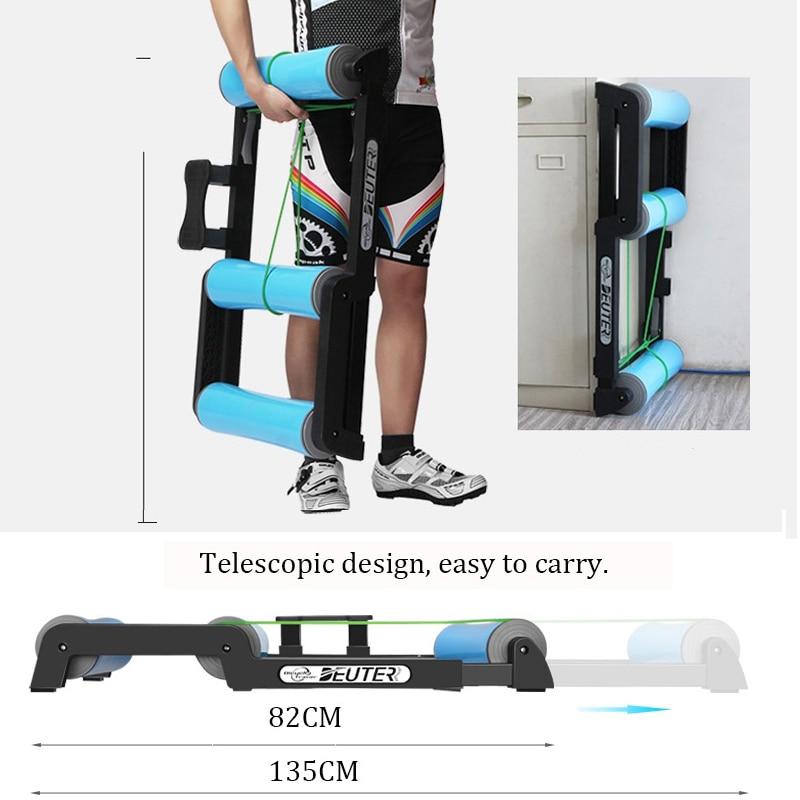 Bike roller πλατφόρμα msow