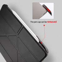 pen capacitive Suitable for iPad Pro 11 Case 2018 Tablet PC Case + Capacitive Pen iPad Case Pro 11-inch Smart Case Magnetic Case and Pen Holder (3)