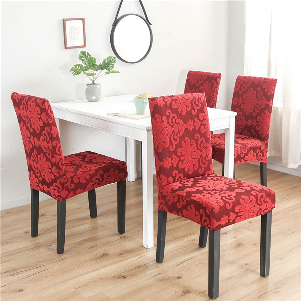Svetanya Thick Jacquard Stretch Chair Cover For Living Room