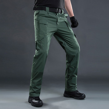 Urban Tactical Army Fans Pockets Single Pants Men Outdoor Military Training Hunting Climbing Hiking Tactical Overalls Trousers