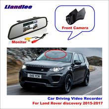 Liandlee For Land Rover discovery 2015-2017 Car DVR Driving Video Recorder Hidden Mini Wifi Camera Dash Cam 96655 1080P