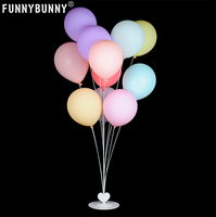 Balloons Stand Balloon Holder Column Confetti Balloon Baby Shower Kids Birthday Party Wedding Decoration Supplies