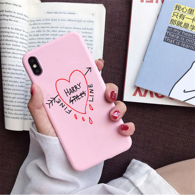HARRY STYLES ON TOUR IPHONE CASE (9 VARIAN)