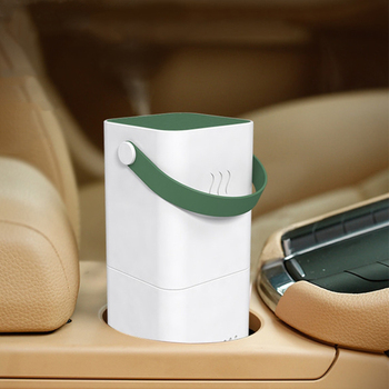 цена на USB air Purifier for Car Home Negative ion Eliminate formaldehyde Deodorizer Ionizer Sterilization air Fresh Germicidal Filter