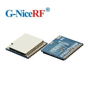 Image 3 - 2 قطعة/الوحدة RF4432PRO 100mW Si4432 FSK/ GFSK جزءا لا يتجزأ من مكافحة التدخل 433 ميجا هرتز بيانات لاسلكية مثبت جهاز إرسال واستقبال