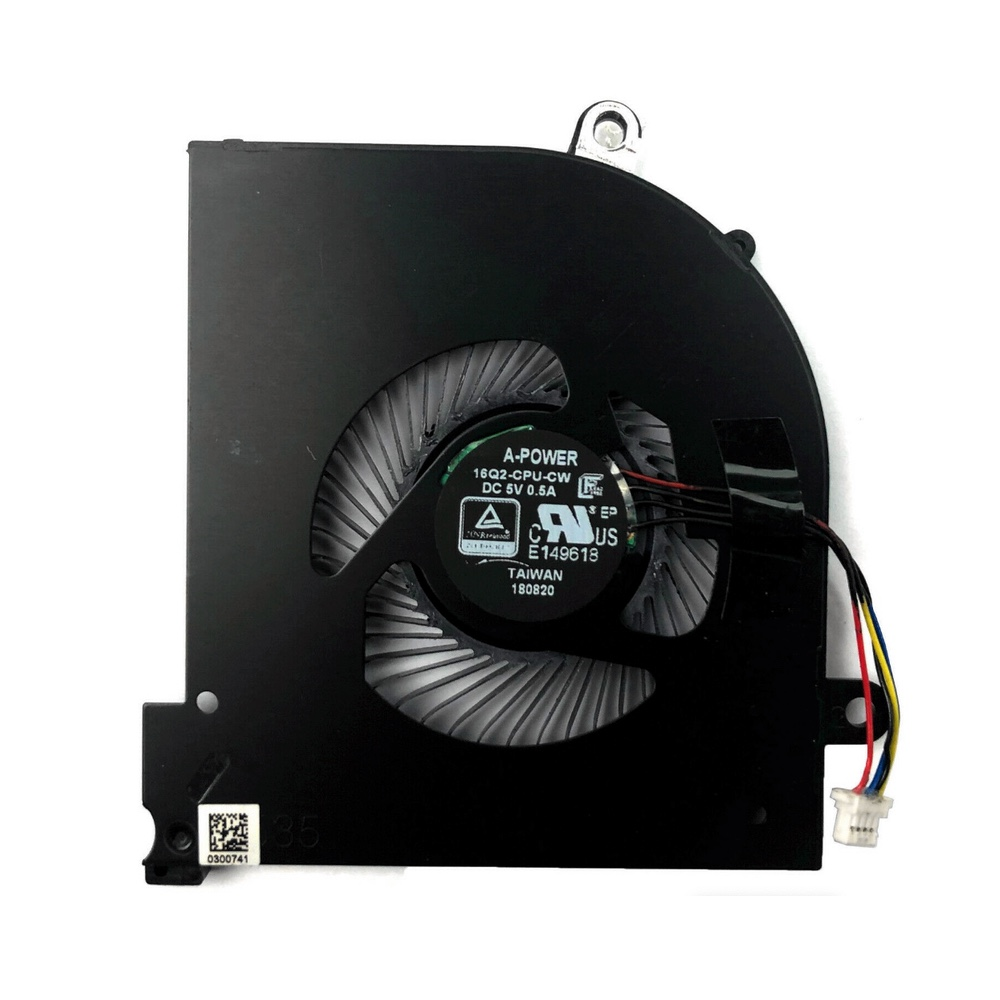 Original GPU CPU Cooling fans for MSI GS65 GS65VR MS-16Q2 Series Laptop CPU GPU VGA Cooler Fan 5V 4PIN 16Q2-CPU-CW BS5005HS-U31 2