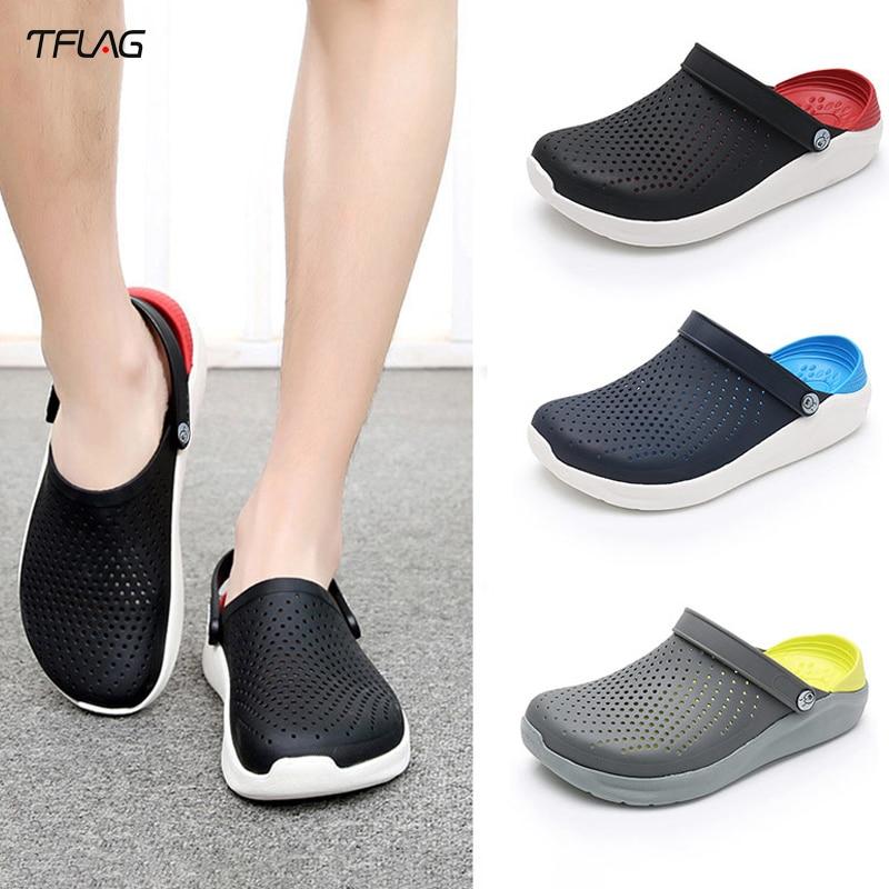 MELAMPUS Men's sandals slippers non