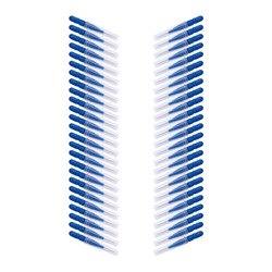 100pc 0.7mm Toothpicks Dental Floss Flosser Gum Oral Care Interdental Brush Brushes Tongue Cleaner Toothpick