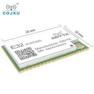 Image 5 - E32 915T20S مصلحة الارصاد الجوية 915MHZ SX1276 وحدة لاسلكية لورا طويلة المدى جهاز الإرسال والاستقبال