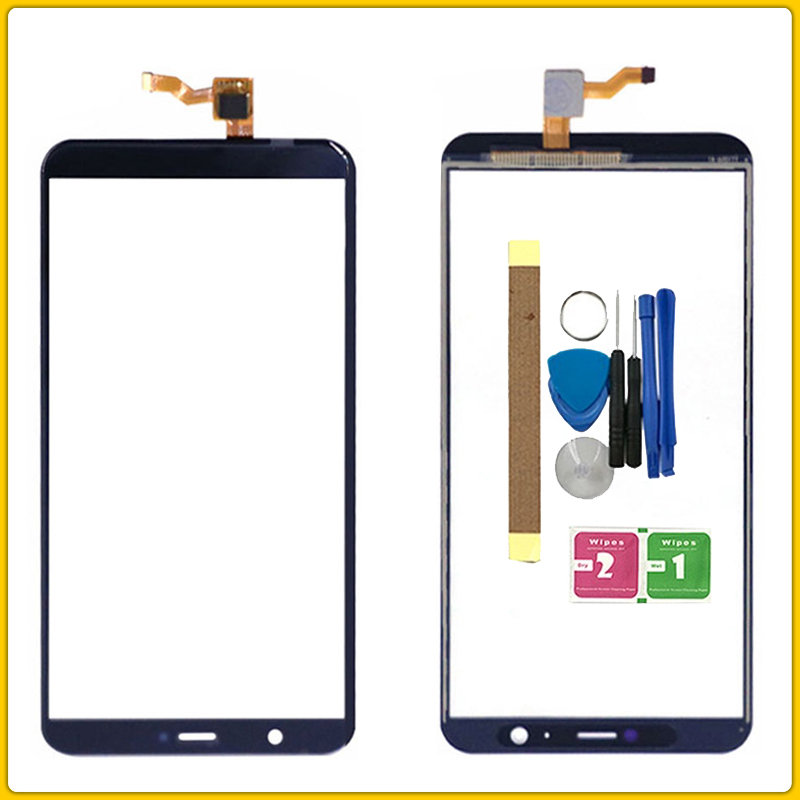 New P Smart Touch Screen For Huawei P Smart Enjoy 7S FIG LX1 L21 L22 Touch Panel Digitizer Sensor Front Glass Screen Lens