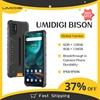 "UMIDIGI BISON Smartphone Android 10 NFC 6/8GB+128GB IP68/IP69K Waterproof Rugged Phone 48MP Matrix Quad Camera 6.3"" FHD+ Display 1"