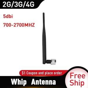 Image 5 - 700 2700MHz אנטנת שוט סט מלא אות מהדר אביזרי עבור GSM UMTS DCS PCS 3G 4G LTE נייד אות מאיץ