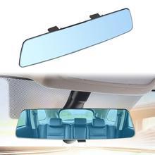 Auto Spiegel Innen Rückspiegel Universal Auto Rückansicht Spiegel Anti-glare weitwinkel Oberfläche Blau Spiegel Auto zubehör