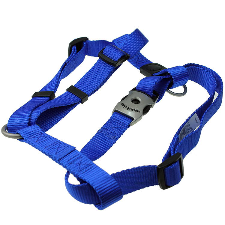 Place Of Origin Supply Of Goods Color Nylon Dog Thoracic Suspender Strap Wear-Resistant Pet Strap Dog Supplies New Style