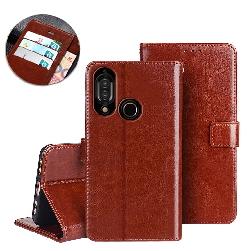 For Sharp Aquos S3 Standard Edition Case Luxury Magnetic Flip PU Wallet Leather Case For Coque Sharp Aquos S3 High Version Cover