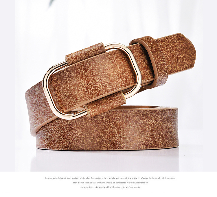 H29e3c9d475454c3f847bb9586cee9a8aB - NO.ONEPAUL New fashion designer design ladies luxury brand belt authentic leather ladies trend retro punk student youth belts