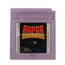 Para nintendo gbc jogo de vídeo cartucho console cartão super connard versão em inglês