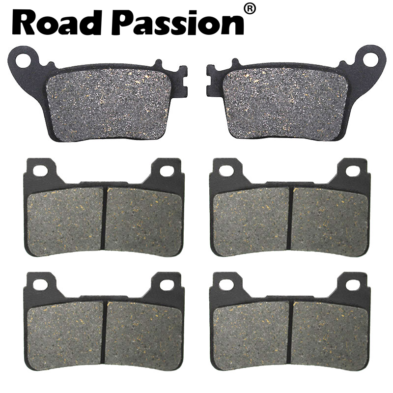 Motorcycle Front and Rear Brake Pads for HONDA CBR 1000 RR CBR1000RR CBR 1000RR 2006-2015 CBR1000 ABS 2009 2010 2011 2012-2015