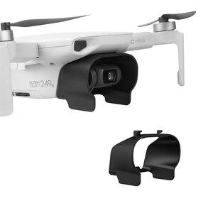 Image 1 - עדשת הוד עבור DJI Mavic מיני Drone Gimbal מצלמה שמש צל עדשת כיסוי כובע מגן נגד בוהק חילוף אבזרים
