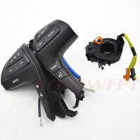 Premier Quality Steering Wheel Switches buttons for Toyota Camry/Hilux Vigo/Highlander/Innova/Premio Motors OE Quality