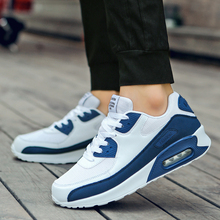 Women Men's Sports Sneakers Shoes Black Off White S