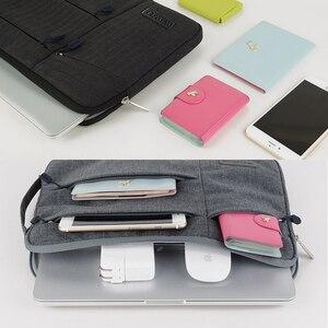 Сумка с несколькими карманами для DELL XPS 13 15 9300 Inspiron 13 15 7000 Latitude 3000 5000 E7470 водонепроницаемый чехол с высокой емкостью