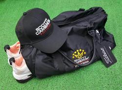 Golf kleidung tasche golf handtasche