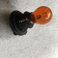 Reemplazo para Peugeot 207 307 607 807 621546 bombilla indicadora soporte señal de giro bombillas enchufe