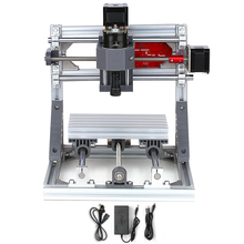 Upgrade Version CNC 1610 GRBL Control DIY Mini CNC Machine Engraver with Offline Controller with ER11 Working Area 160*100*40mm