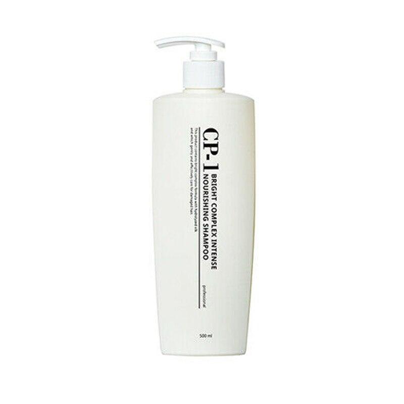 CP-1 Bright Complex Intense Nourishing Shampoo 500ml Hair Care Keratin Shampoo Protein Hair & Scalp Treatment Korea Cosmetics