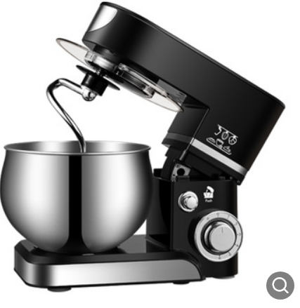 5.5L Stainless Steel Bowl 1200W Household Kitchen Electric Food Stand Mixer Egg Whisk Dough Cream Blender Appliance 220v