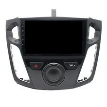 1 + 1 + 16G Android 8,1 Car Radio reproductor Multimedia para Ford Focus 2012-2017 GPS de navegación 2 Din
