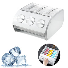 Multi-Functional Semi-Automatical Ice Cube Making Mould Box Environmental-Friendly Healthy Frost-Resistant Sturdy Hot