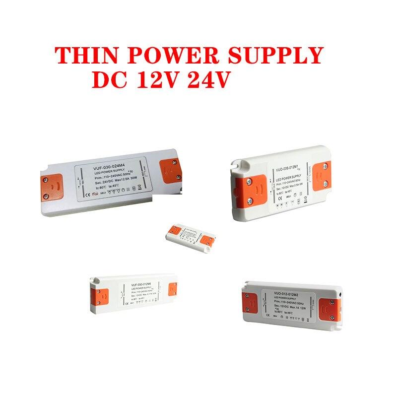 12 Volt Netzteil 12 V Led treiber 20W 30W 40W 50W 60W AC 110V 220V zu 12 V DC Beleuchtung Transformator Adapter für Led streifen CCTV|Lichttransformatoren|   -