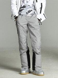 Image 3 - Pantalon de Ski blanc femme