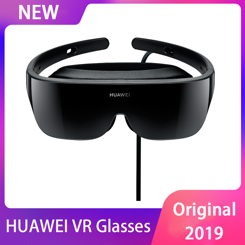 New Foldable Design Portable HUAWEI VR Glass CV10 IMAX Giant Screen Experience  Support Mobile Screen Projection