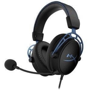 Image 3 - Kingston HyperX Cloud Alpha S سماعة الألعاب 7.1 الصوت المحيطي E سماعة رياضية مع ميكروفون للكمبيوتر و PS4