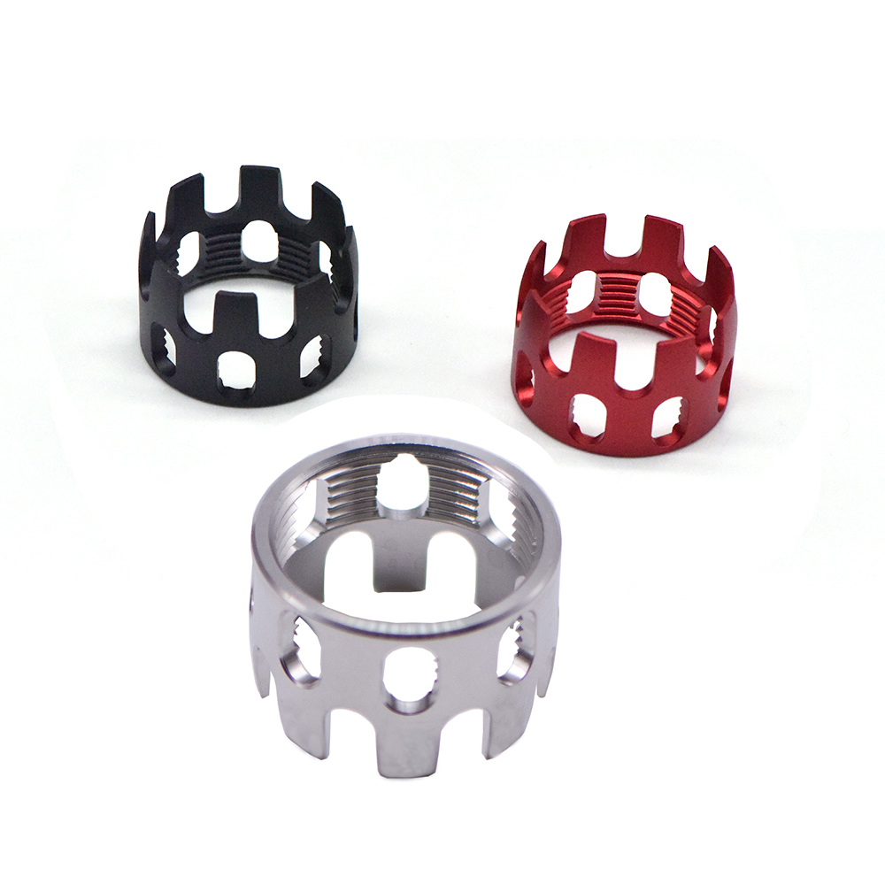 Outdoor Sports Pistol Stock Pipe Tube Lock Ring For Airsoft AEG Air Gun Gel Blaster Buttstock Paintball Accessories