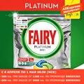 FAIRY Platinum Капсулы д/автомат посудомоечных машин Лимон 125шт