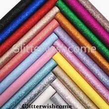 Glitterwishcome 21X29 см A4 Размер Vinilo Textil, Vinil Para Lazos, блестящий винил, тонкая блестящая ткань для бантов, GM154A