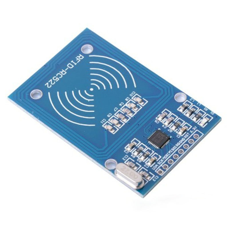 13.56MHz MFRC-522 RFID IC Wireless Module Card Reader Writer Module Mifare RC522 SPI Writer Reader IC Card Proximity Module