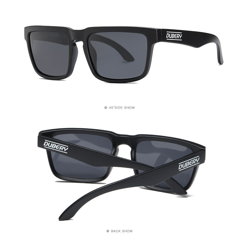 DUBERY D710 UV400 Polarized Sunglasses Sport Driving Fishing Cycling Goggle Bike
